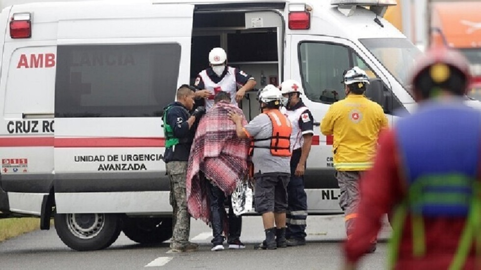 المكسيك تسجل 1653 إصابة و94 وفاة جديدة بكورونا