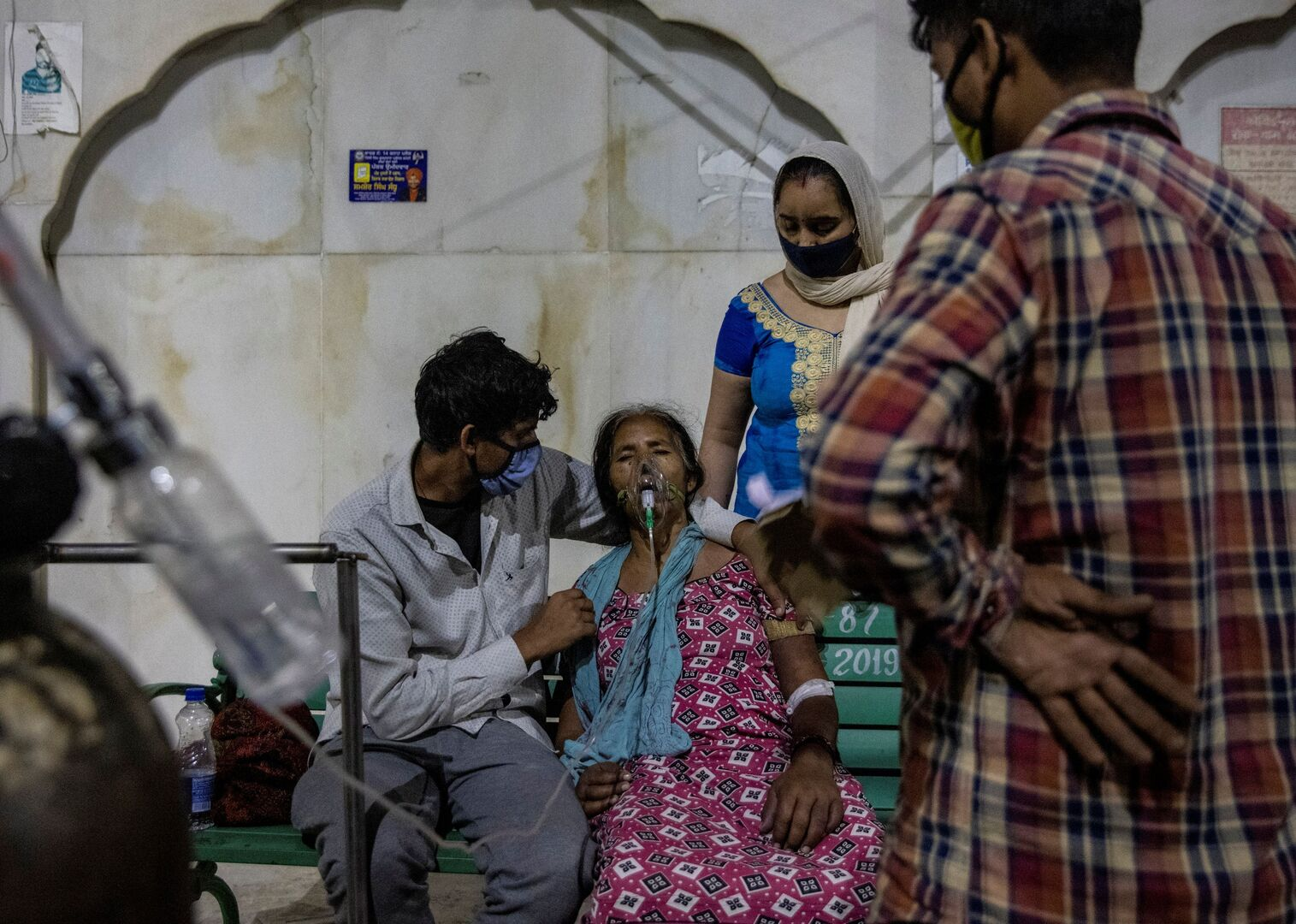 الهند تسجل قفزة قياسية جديدة بإصابات ووفيات كورونا