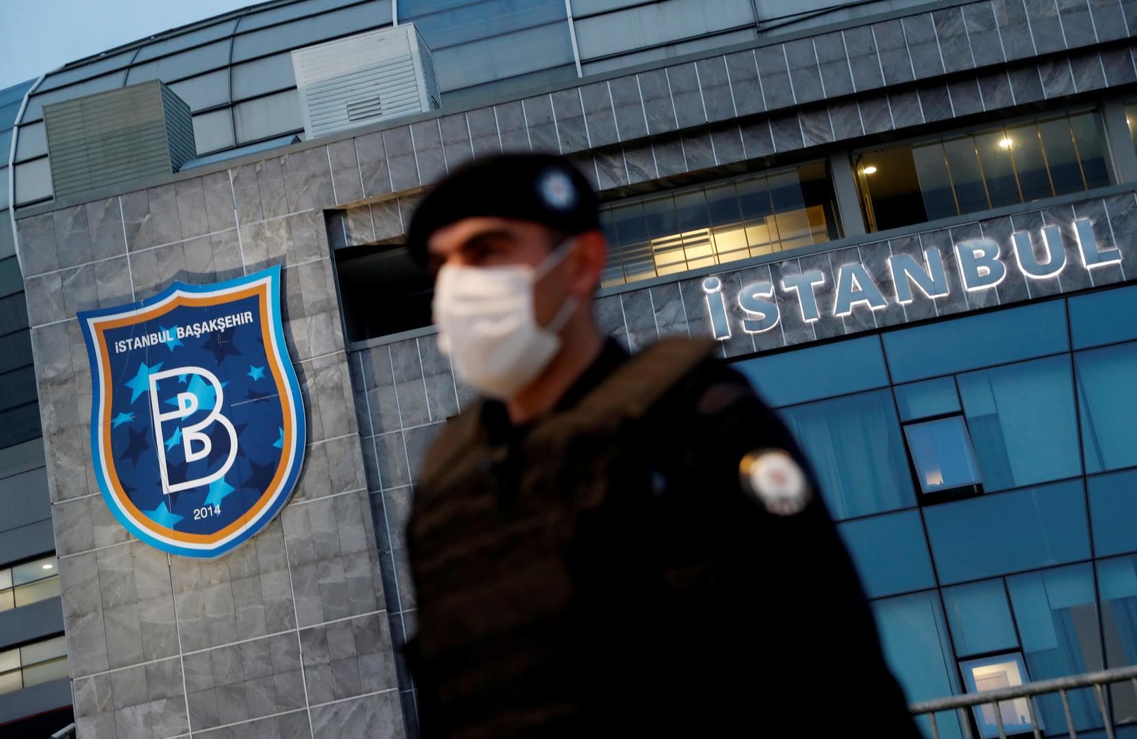 عنصر من الأمن التركي، صورة تعبيرية