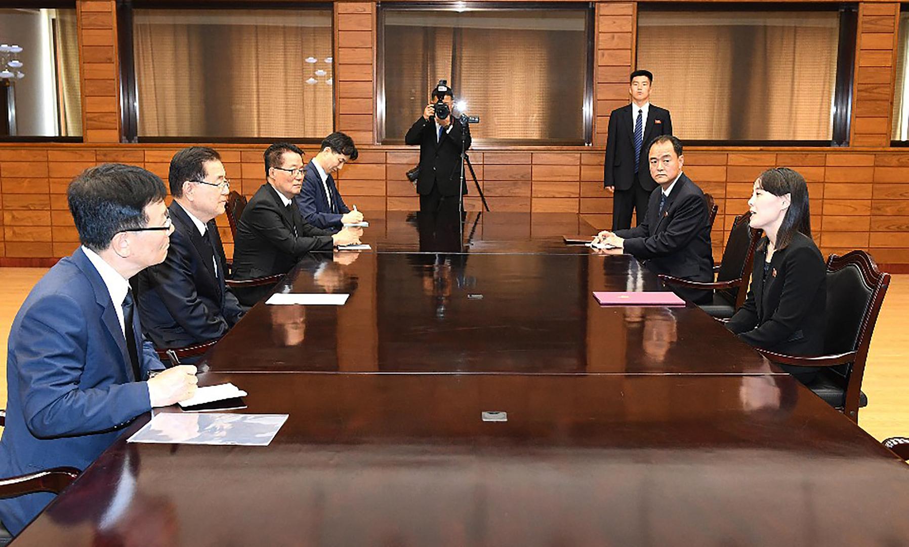 وزارة الوحدة الكورية الجنوبية: يجب استئناف المحادثات بين الكوريتين في وقت مبكر