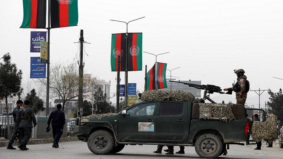 عناصر أمنية أفغانية (صورة من الأرشيف)