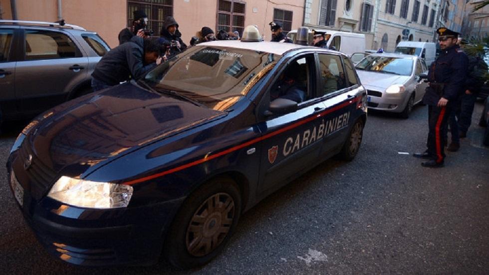 الشرطة الإيطالية تعتقل 30 يشتبه بانتمائهم لعصابة