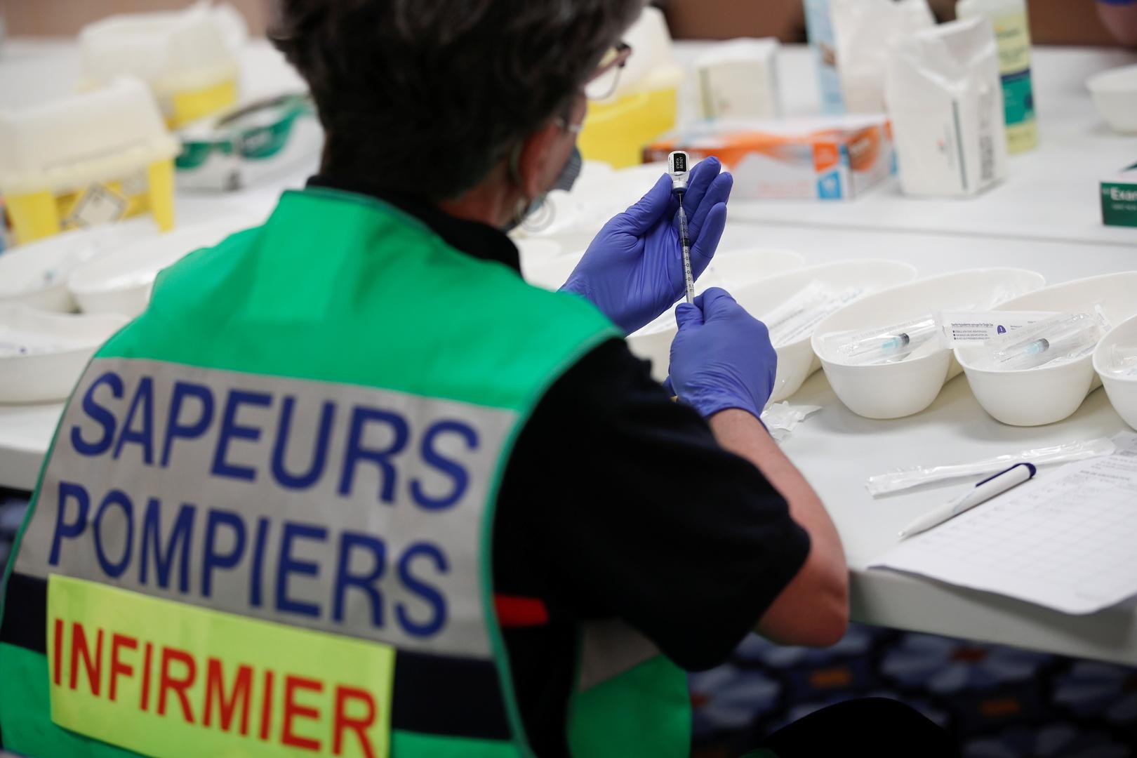 فرنسا.. تراجع إصابات كورونا وارتفاع عدد مرضى العناية المركزة
