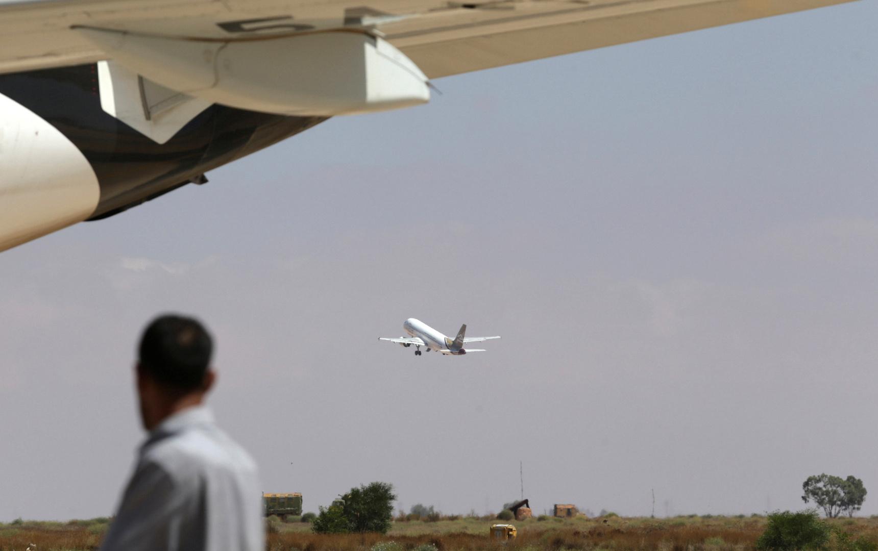 نائب رئيس حكومة الوحدة الوطنية الليبية يعرب عن مخاوف من تداعيات حادثة الطائرة ببنغازي
