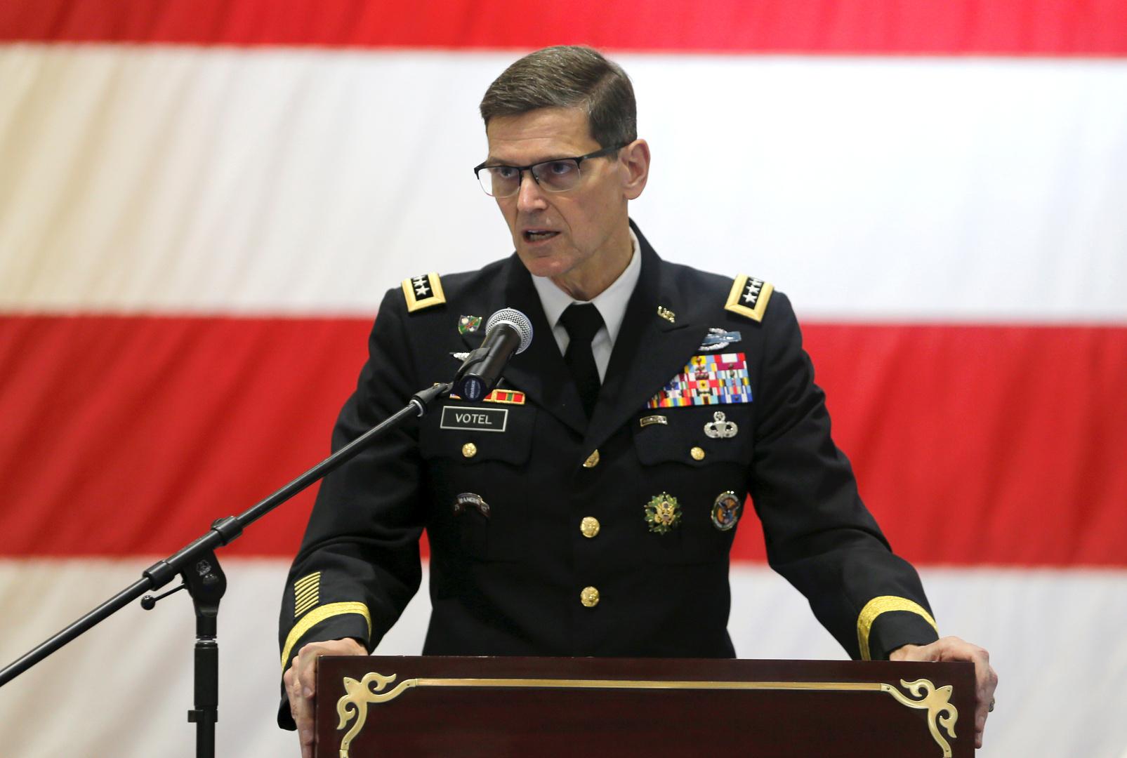 الجنرال جوزيف فوتيل