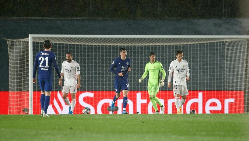 تشيلسي يستدرج ريال مدريد إلى ملعبه (فيديو)