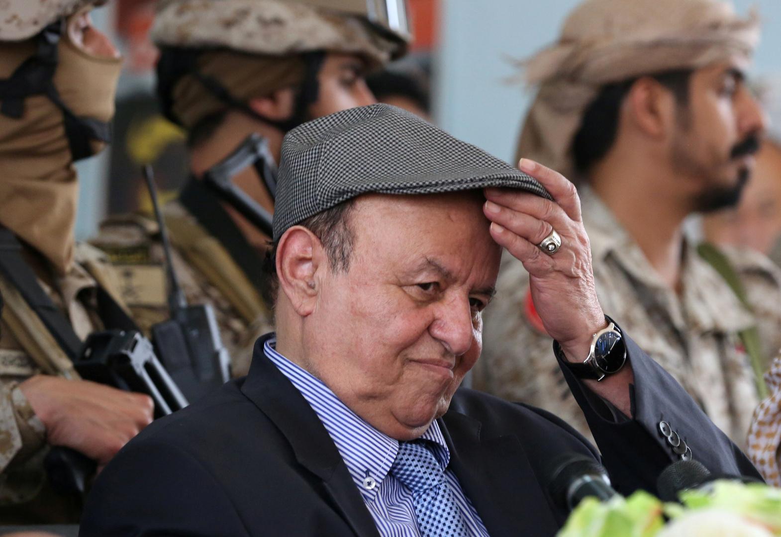 اليمن.. وفاة نجل شقيق الرئيس هادي بفيروس كورونا