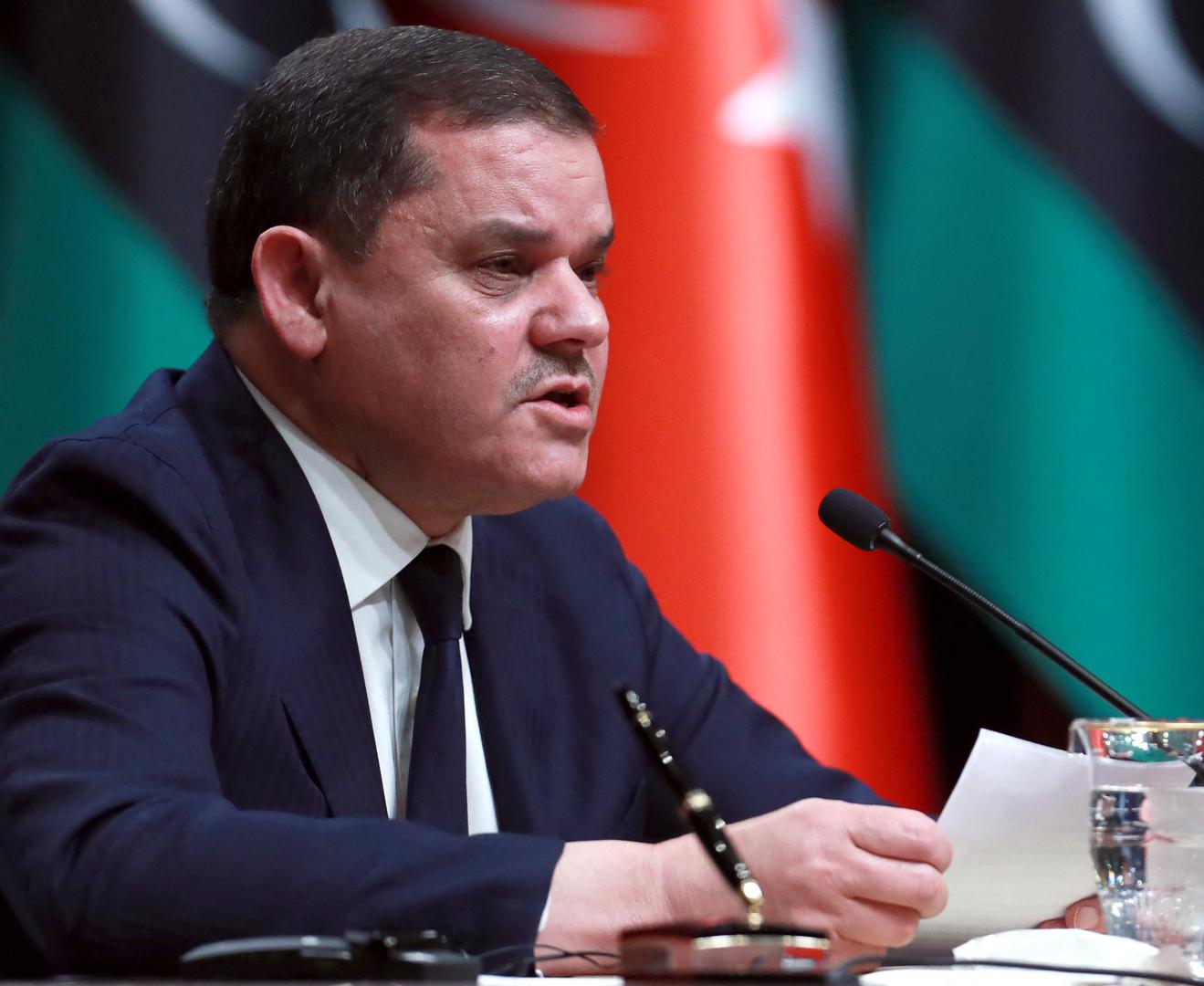 الدبيبة يخاطب أهالي مدينة بنغازي ويتحدث عن توحيد المؤسسة العسكرية