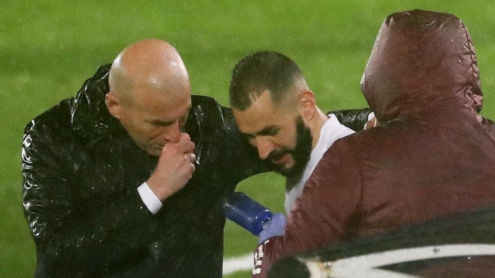أول تعليق لزيدان على نتيجة ريال مدريد وتشيلسي: لا نزال على قيد الحياة