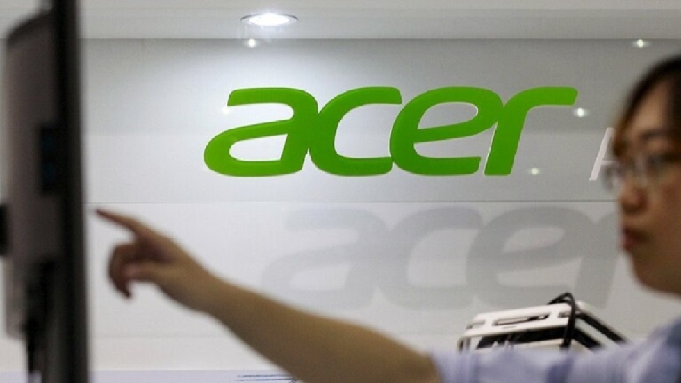 Acer تدخل مجالات جديدة في عالم تصنيع مكونات الحواسب