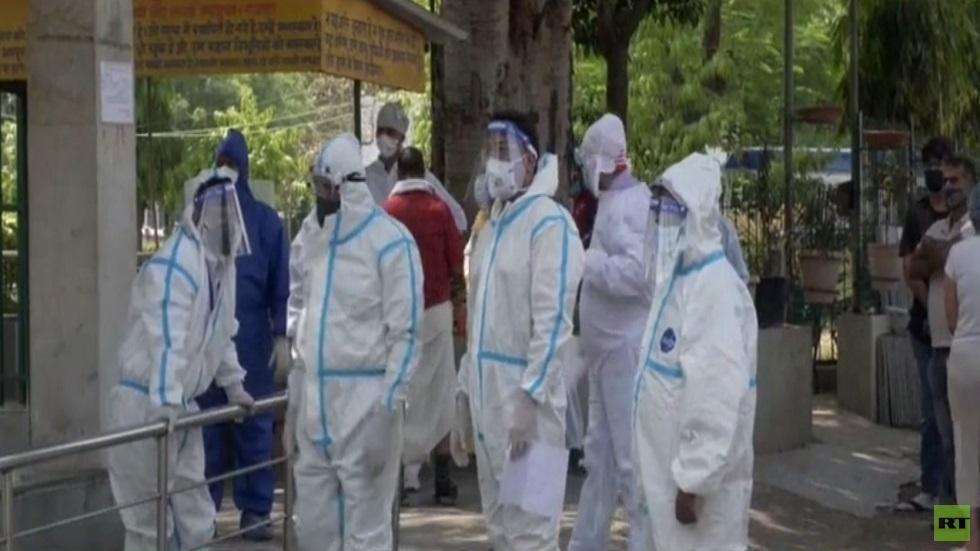 موسكو توجه مساعدات إنسانية طارئة للهند