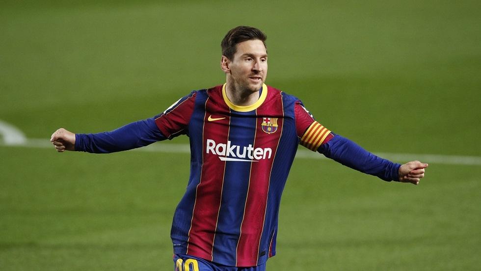 رد فعل برشلونة على عرض باريس سان جيرمان لضم ميسي