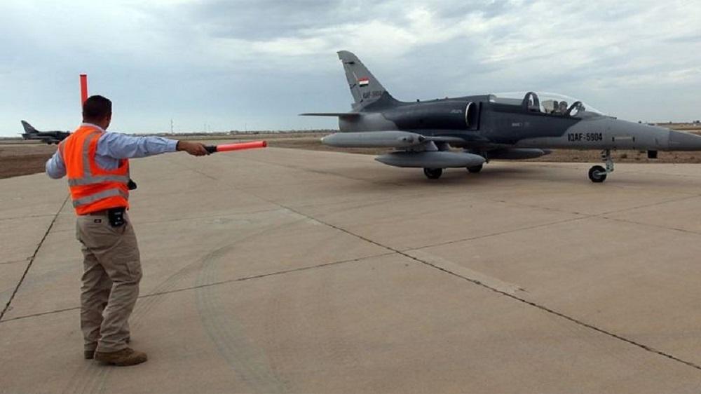 مصدر عراقي ينفي لـRT تعرض قاعدة بلد الجوية لقصف بطائرة مسيرة