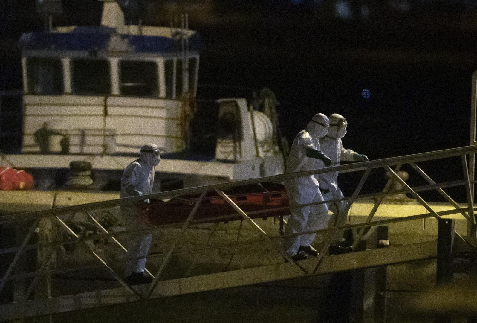 إنقاذ عشرات المهاجرين قبالة جزر الكناري الإسبانية