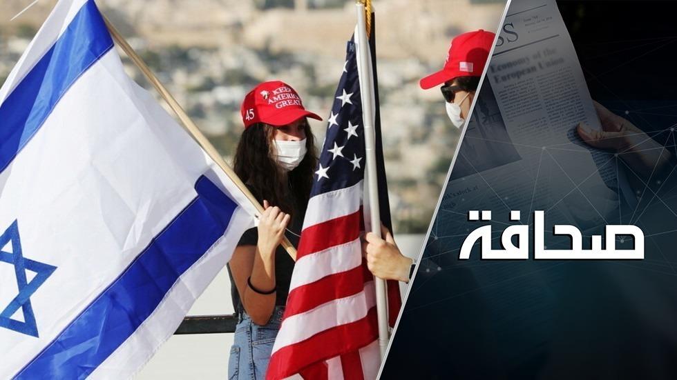 الولايات المتحدة شاركت إسرائيل خططها بخصوص إيران