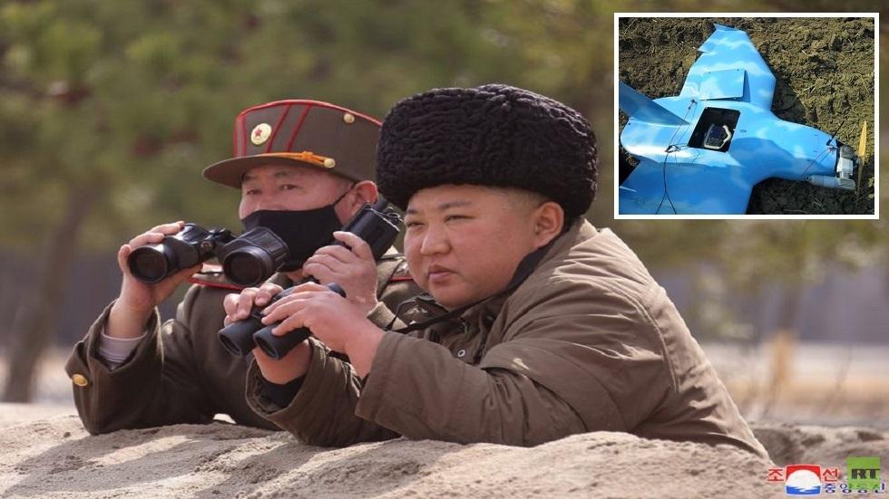 كيم يجند جيشا من الطائرات المسيرة