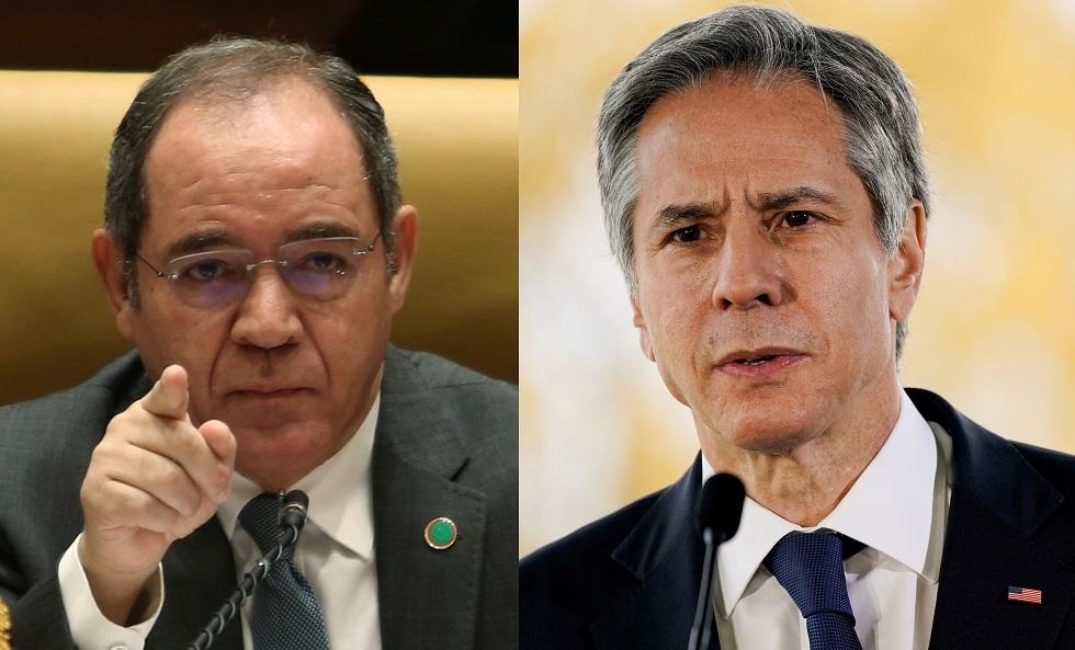 واشنطن والجزائر تبحثان ملفات ليبيا ومالي والصحراء