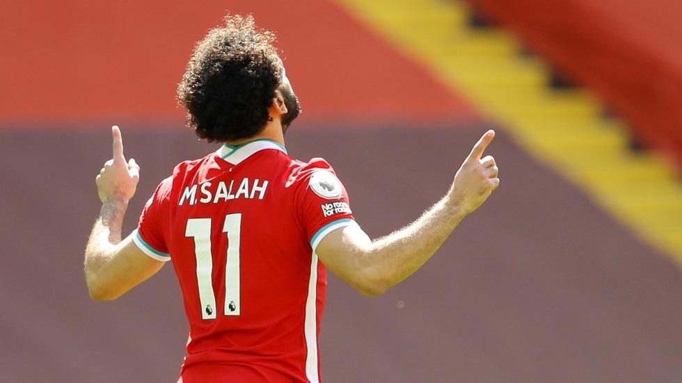 فريق مصري يمنح العضوية الشرفية لمحمد صلاح