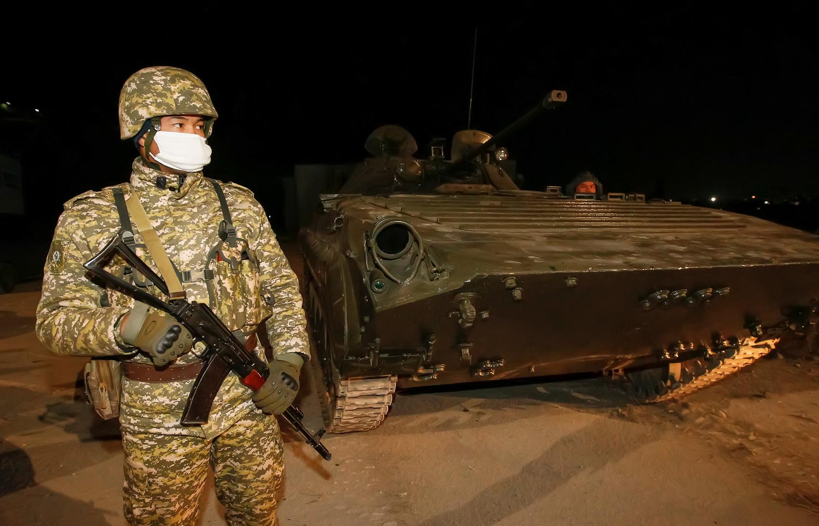 قرغيزيا تعلن مقتل 13 وإصابة العشرات من مواطنيها في النزاع الحدودي مع طاجيكستان
