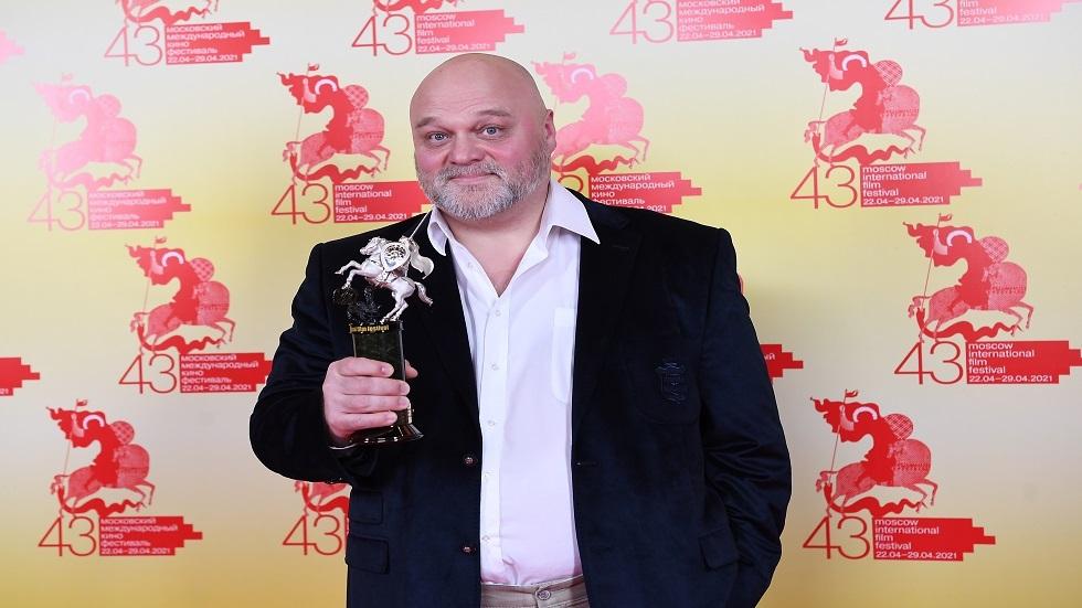المخرج الروسي أليكسي فيدورتشينكو