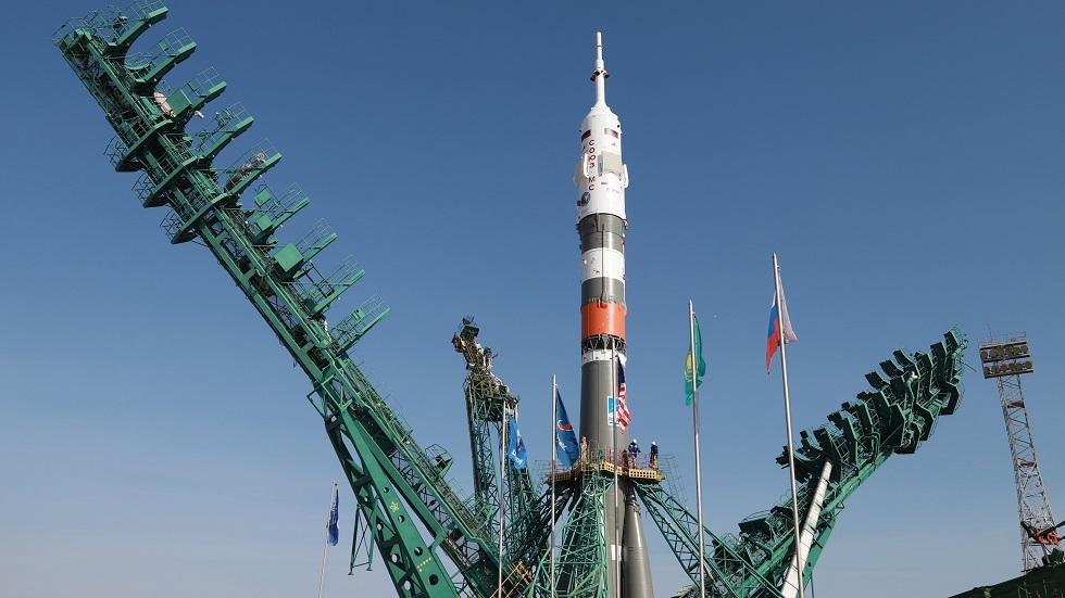 مركبة روسية ستقل طاقم الفيلم الذي سيصوَّر على متن المحطة الفضائية الدولية