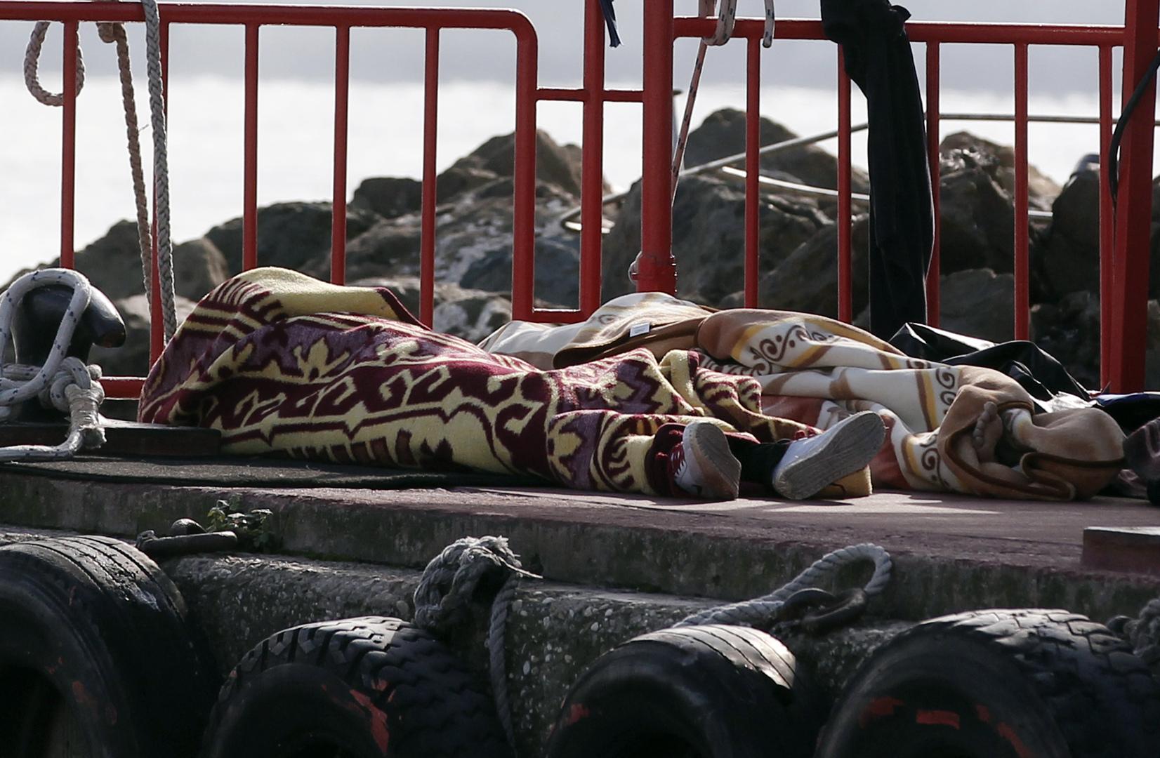الأمم المتحدة: إنقاذ 125 طفلا قبالة ليبيا كانوا متجهين بقارب إلى أوروبا
