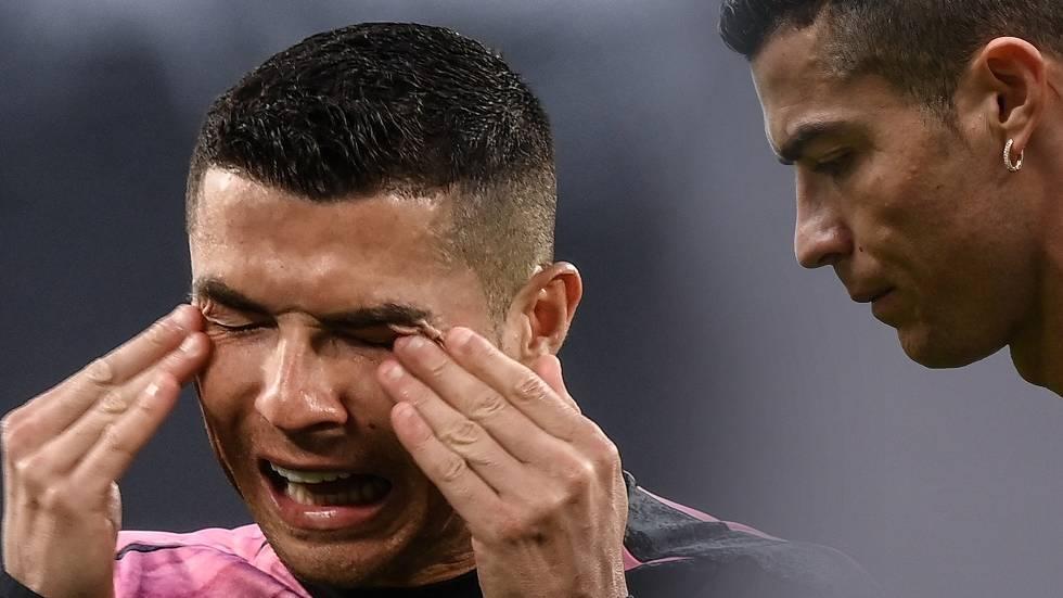 صحيفة: رونالدو يشعر بالوحدة والإحباط في يوفنتوس
