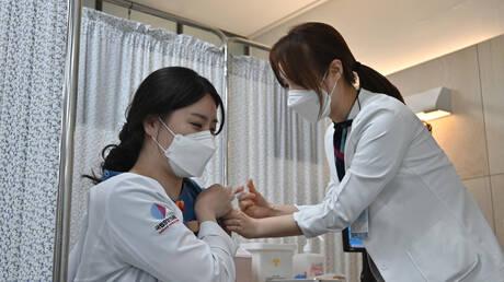 كوريا الجنوبية تسجل حصيلة قياسية جديدة في عدد الإصابات بفيروس كورونا