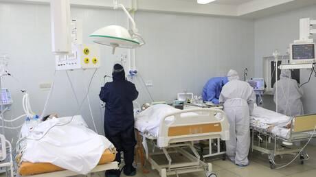"""وزير الصحة الروسي يكشف عن الفئة الأكثر تعرضا لمضاعفات """"كوفيد-19"""""""