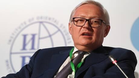 ريابكوف: موسكو لم ولا تخطط لإجراء اتصالات مع واشنطن بشأن أوكرانيا