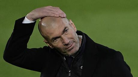 أول تعليق من زيدان بعد فوز الريال على غريمه برشلونة