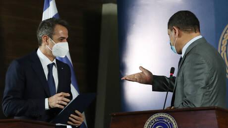 أثينا: طرابلس على استعداد لبحث قضية ترسيم المنطقة البحرية مع اليونان