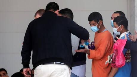 مصر تسجل 42 وفاة و818 إصابة جديدة بكورونا