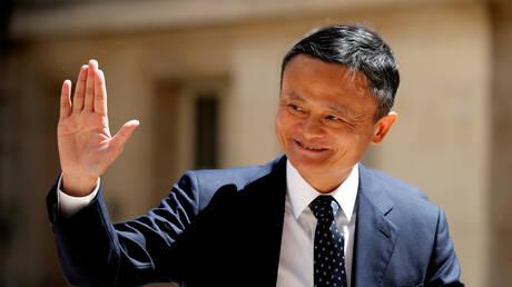 """""""بلومبرغ"""": ثروة جاك ما تزداد بمقدار ملياري دولار بعد تغريم شركة """"Alibaba"""""""