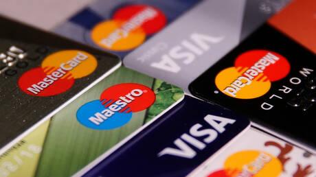 """الكرملين يعلّق على مسألة وقف أنظمة الدفع """"فيزا"""" و""""ماستركارد"""" في روسيا"""