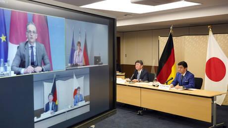 اليابان وألمانيا تعقدان أول محادثات أمنية لردع الصين