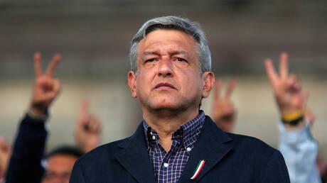 رئيس المكسيك يزور الحدود الجنوبية لبحث وقف تهريب الأطفال المهاجرين