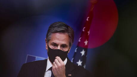 """بلينكين: إعلان إيران عن تخصيب اليورانيوم """"استفزازي"""""""