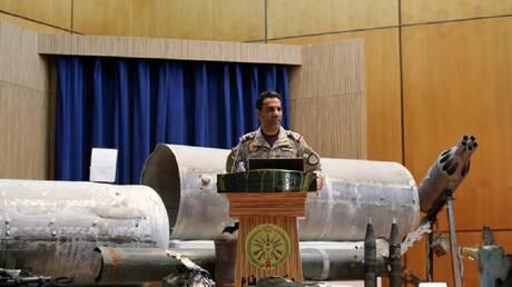 التحالف العربي: اعتراض وتدمير مسيّرة مفخخة أطلقها الحوثيون باتجاه جازان