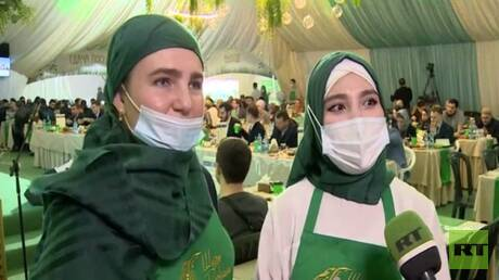 أجواء رمضانية في موسكو رغم الجائحة