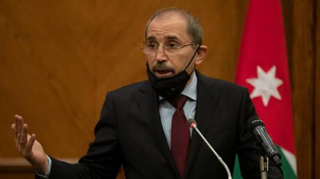 وزير الخارجية الأردني يزور رام الله