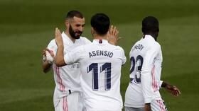 ريال مدريد يقتنص وصافة