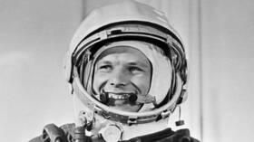 روسيا تحتفل بالذكرى 60 لتحليق غاغارين نحو الفضاء