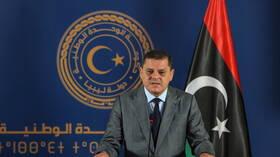 رئيس حكومة الوحدة الوطنية الليبية في موسكو لبحث التعاون والعلاقات الثنائية