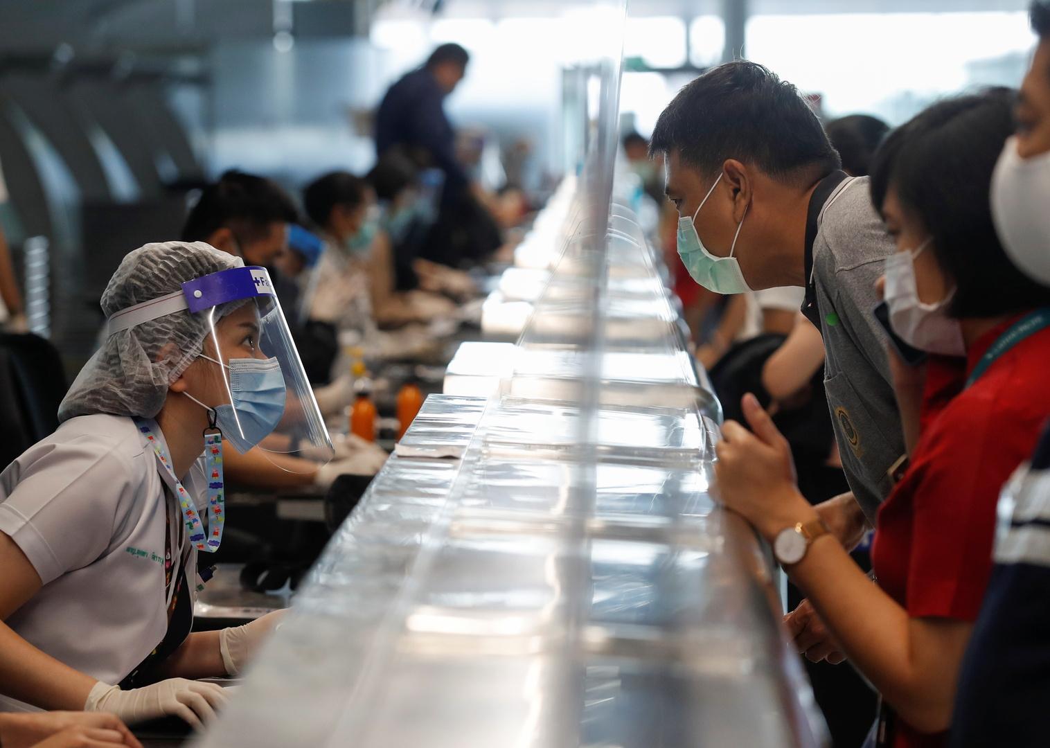 تايلاند تتعرض لموجة تفشي كورونا ثالثة وتسجل عددا قياسيا من الوفيات