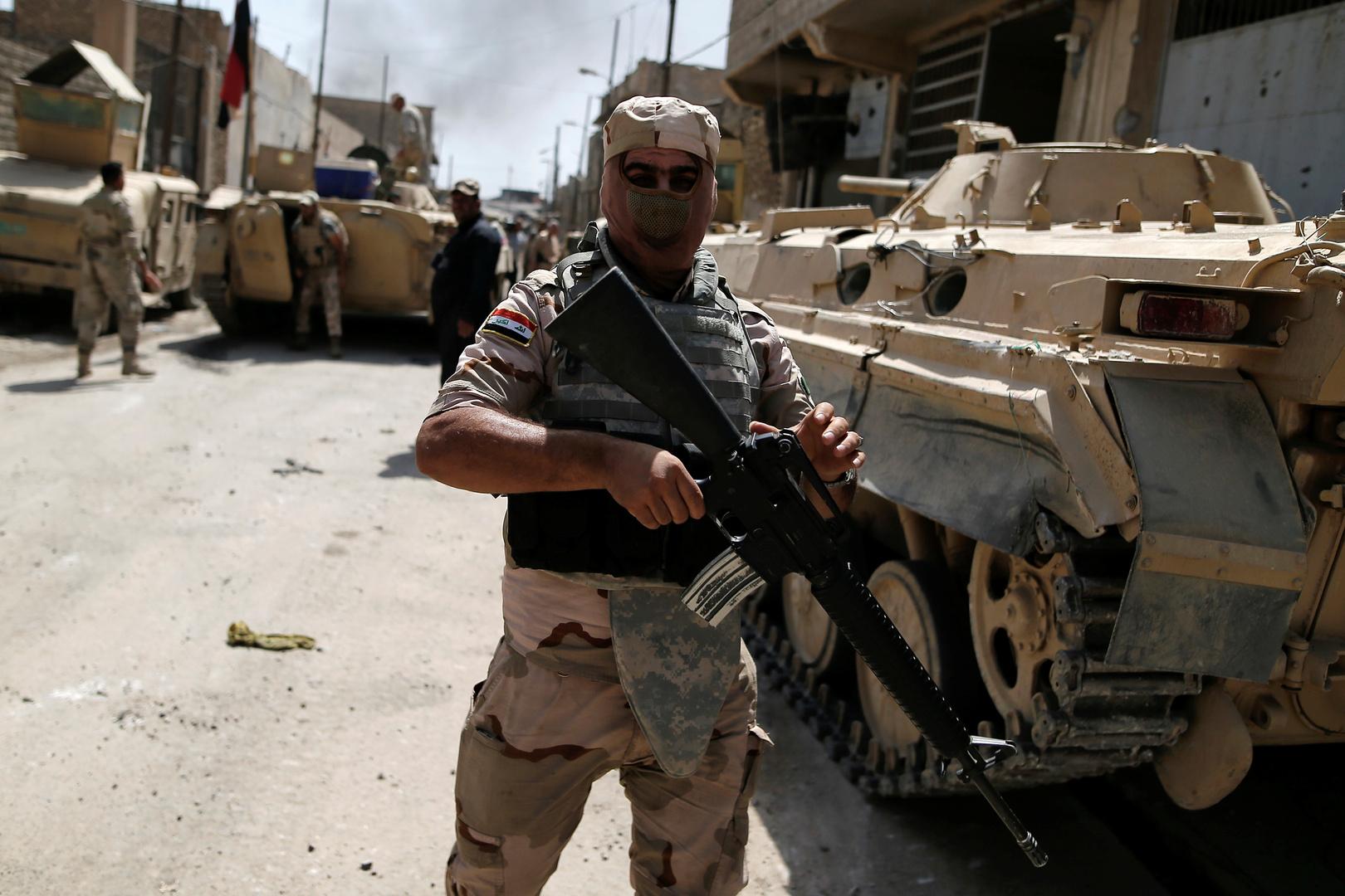 اشتباكات بين الجيش العراقي وتنظيم