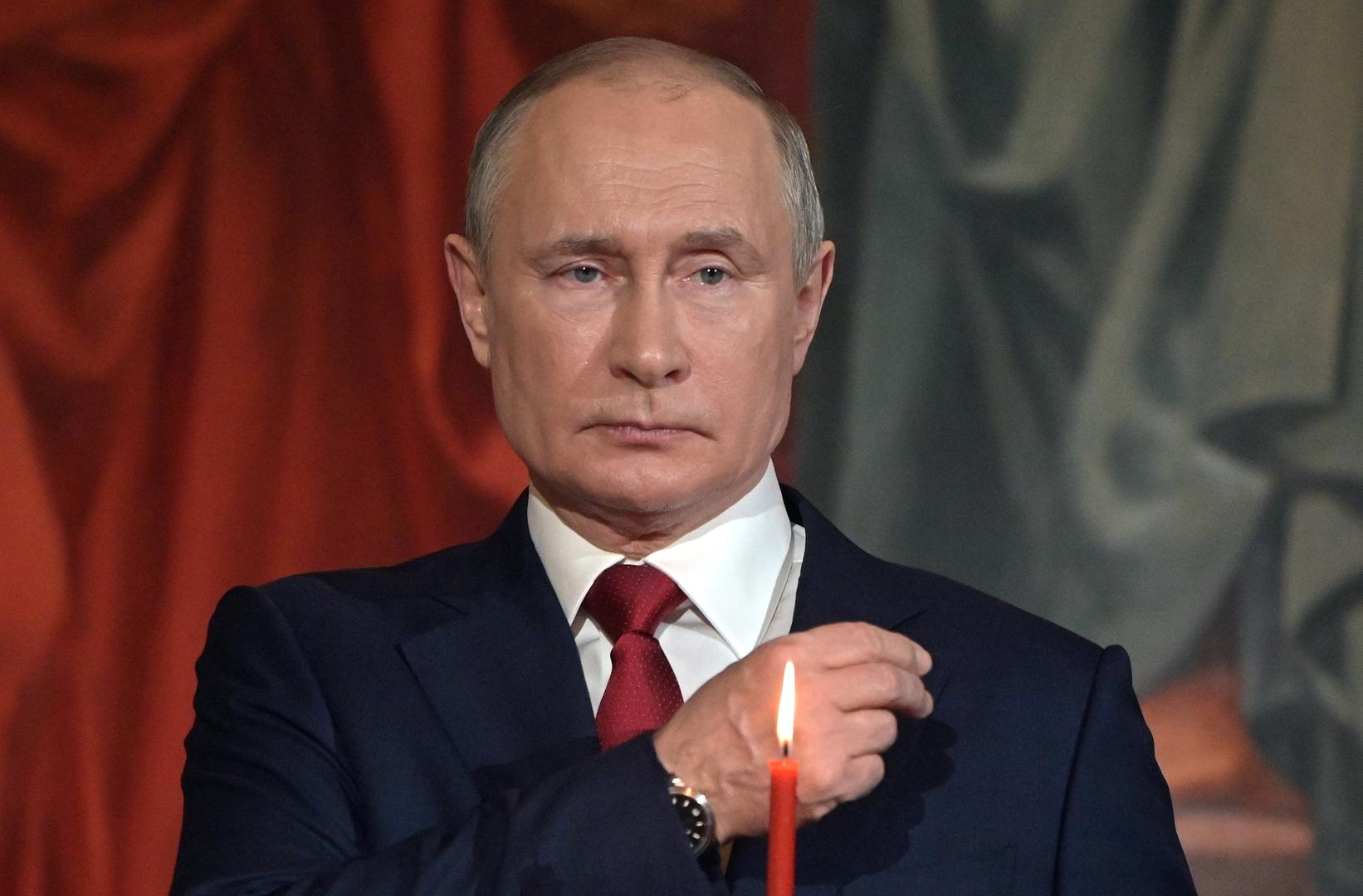 مسيحيو روسيا يحيون عيد الفصح وبوتين يؤكد أهمية دور الكنيسة في دعم الوئام والسلم الاجتماعي
