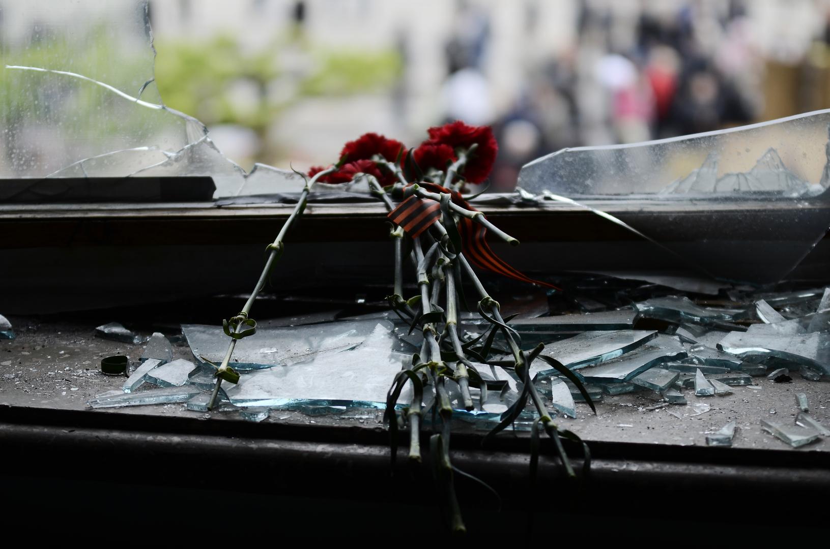 أوكرانيا.. الذكرى السابعة لمأساة مركز النقابات في أوديسا