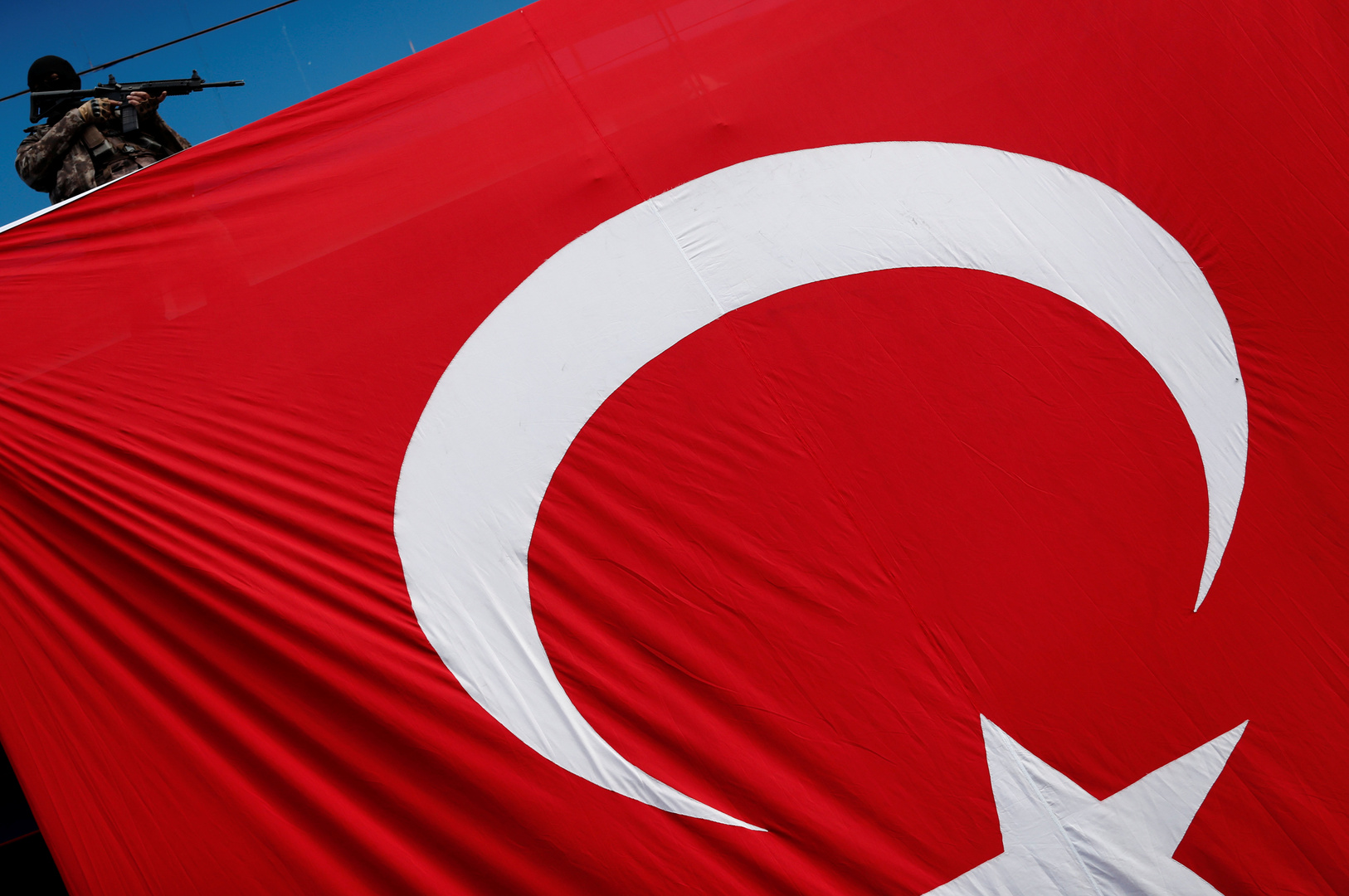 تركيا تعلن اعتقال قيادي أجنبي في