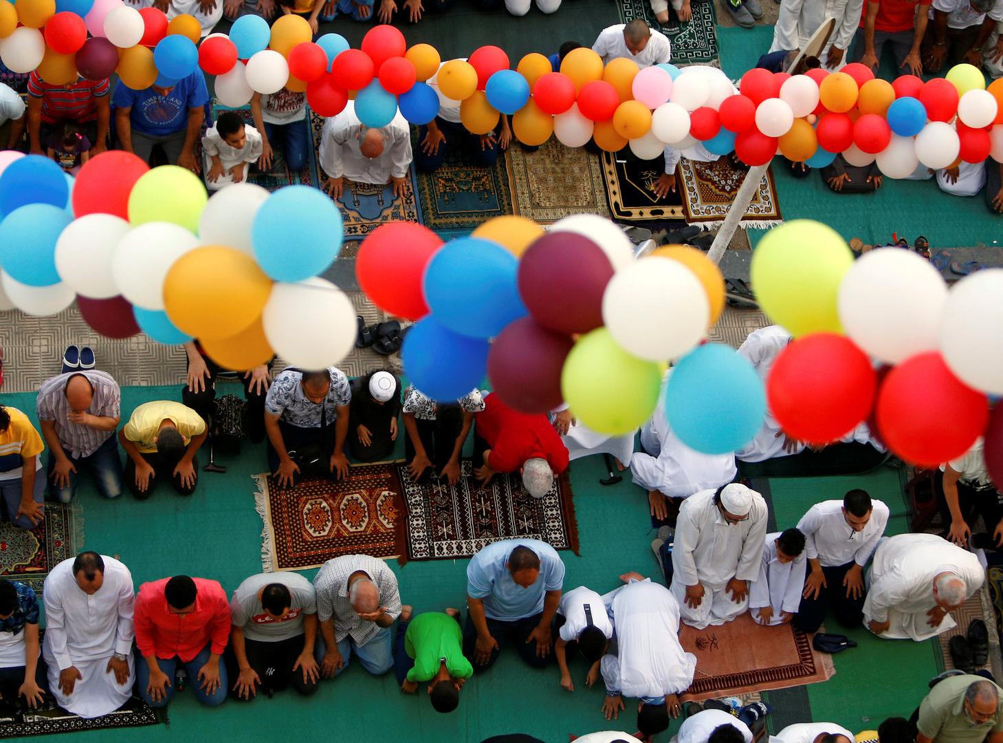 عضو في الاتحاد العربي لعلوم الفضاء والفلك يتوقع يوم عيد الفطر المبارك